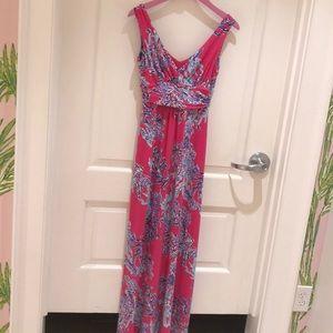 Lilly Pulitzer Sloane Maxi Dress, size small